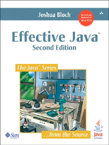 Effective Java: A Programming Language Guide (Java Series) – Joshua Bloch