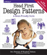 Head First Design Patterns - Eric Freeman, Elisabeth Robson, Kathy Sierra and Bert Bates