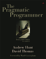 The Pragmatic Programmer. From Journeyman to Master – Andrew Hunt and David Thomas